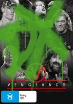 WWE - Vengeance DX on DVD