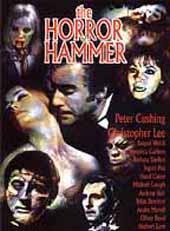 The Horror Of Hammer on DVD