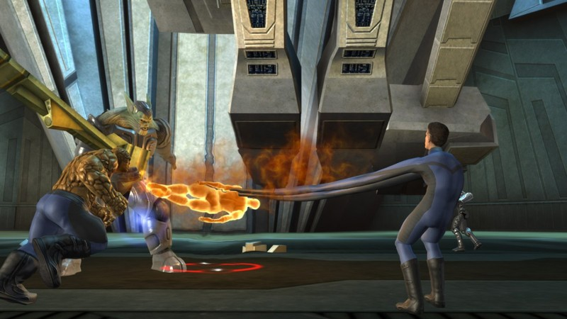 Fantastic 4: Rise of the Silver Surfer for Xbox 360 image