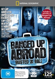 National Geographic: Banged up Abroad - Busted in Bali on DVD