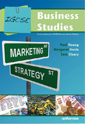 IGCSE Business Studies by Paul Hoang
