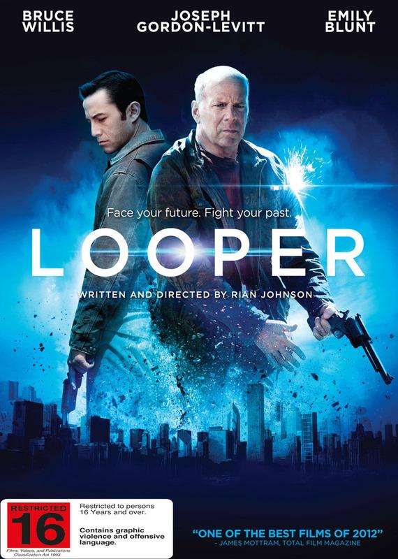 Looper on DVD