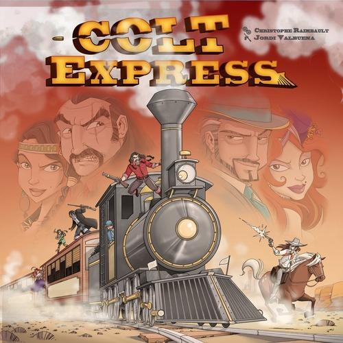 Colt Express image