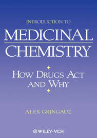 Introduction to Medicinal Chemistry by Alex Gringauz image