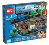 LEGO City: Cargo Train (60052)
