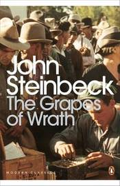 The Grapes of Wrath by John Steinbeck image