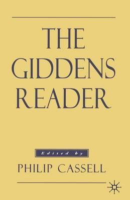 The Giddens Reader image