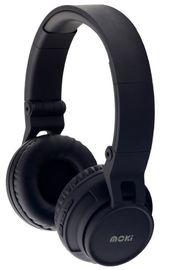 Moki Exo Bluetooth Headphones - Double Black