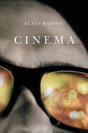 Cinema by Alain Badiou