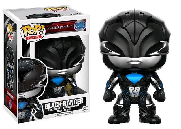Power Rangers Movie - Black Ranger Pop! Vinyl Figure