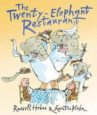 The Twenty-Elephant Restaurant by Russell Hoban