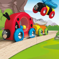 Hape: Lucky Ladybug and Friends Train