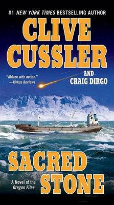 Sacred Stone (Oregon Files #2) by Clive Cussler image