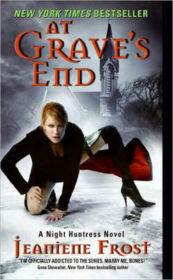 At Grave's End (Night Huntress #3) by Jeaniene Frost image