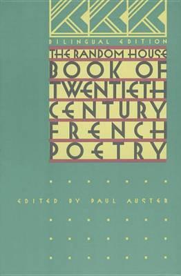 The Random House Book of Twentieth Century Poetry image
