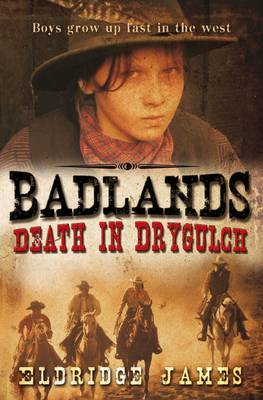 Death in Drygulch by Eldridge James image