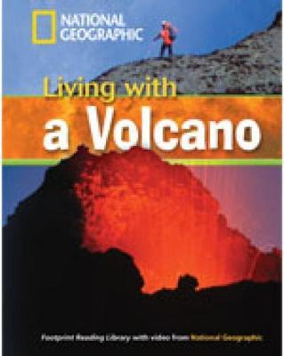 Living With a Volcano by Rob Waring