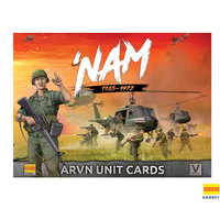 'Nam Unit Cards: ARVN Forces