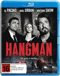 Hangman on Blu-ray