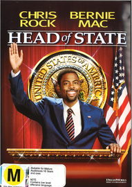 Head Of State on DVD