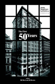 The First 50 Years by Bill Beck image