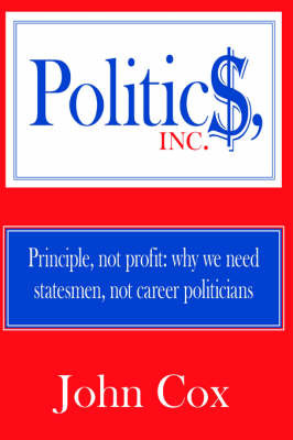 Politics, Inc. by John Cox image
