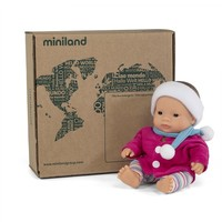 Miniland: Asian Girl and 31678 Outfit - Boxed (21 cm)