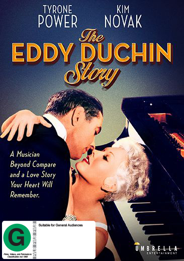The Eddy Duchin Story on DVD