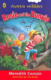 Rosie and the Bunyip by Meredith Costain image
