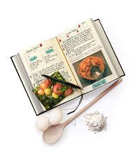 Suck UK My Family Cookbook - Black