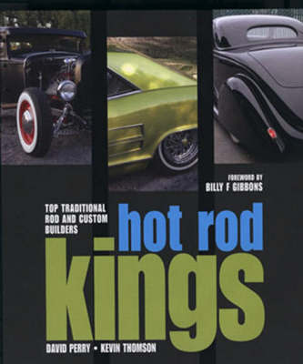 Hot Rod Kings by David Perry image