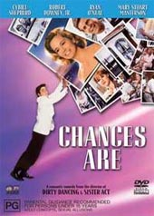 Chances Are on DVD