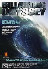 Billabong Odyssey on DVD