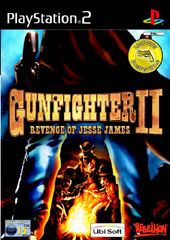 Gunfighter II: Legend of Jesse James for PlayStation 2