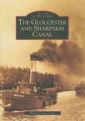 The Gloucester and Sharpness Canal by Hugh Conway-Jones