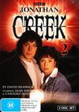 Jonathan Creek - Series 2 (2 Disc Set) on DVD
