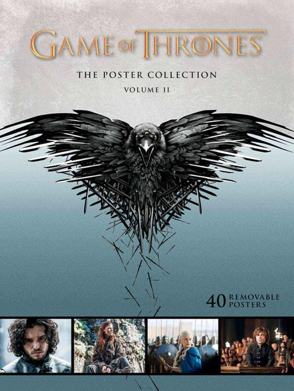 Game of Thrones Poster Collection, Volume II