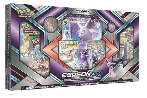 Pokemon TCG Espeon-GX Premium Collection image