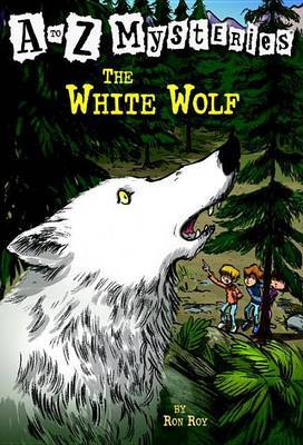 The White Wolf by Ron Roy image