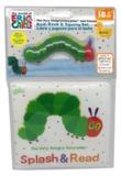 Eric Carle: Bath Book & Squirter Set - Very Hungry Caterpillar