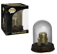 Star Wars: R2-D2 (Gold Chrome) - Pop! Dome Figure (LIMIT - ONE PER CUSTOMER)