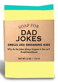 Whiskey River Co: Soap - For Dad Jokes