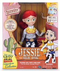 "Toy Story 4: Cowgirl Jessie - 14"" Signature Figure"
