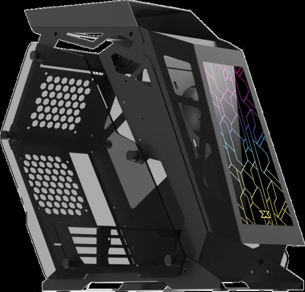 Xigmatek Zeus M Spectrum Edition Mini Tower Case