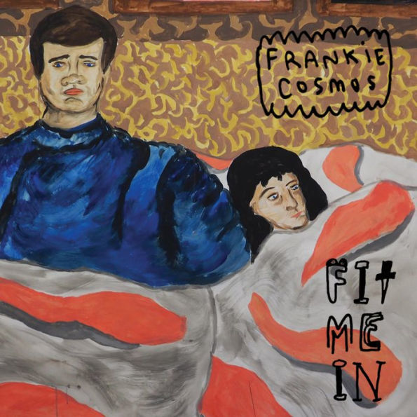 """Fit Me In (7"""") by Frankie Cosmos"""