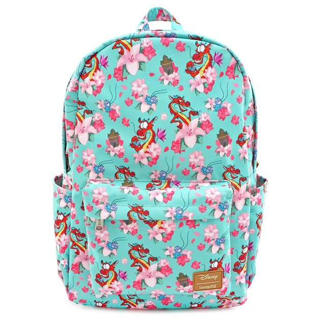 Loungefly: Mulan - Mushu and Cricket Backpack