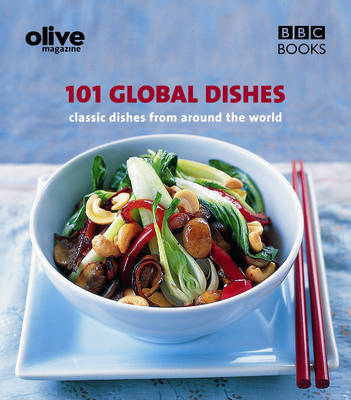 Olive: 101 Global Dishes by Janine Ratcliffe image