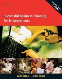 Successful Business Plan Entrepreneur by Peter C Holloran image