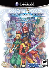 Phantasy Star Online for GameCube
