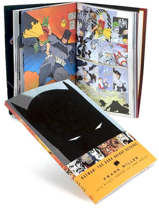 Batman the dark knight returns dc comics us lynn varley book batman the dark knight returns dc comics us by lynn varley image fandeluxe Images